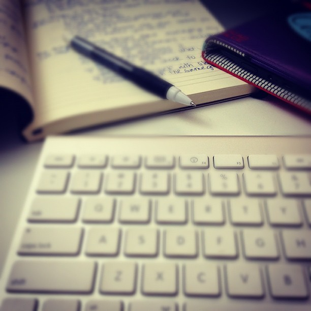 Image of a woman with a plan #myturn (Taken with Instagram)