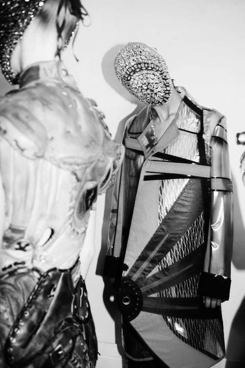 The Beauty Of Runway… No.41, Maison Martin Margiela Artisanal F/W 2012 by  Billy Nava for Self Service. @MODNE| facebook.