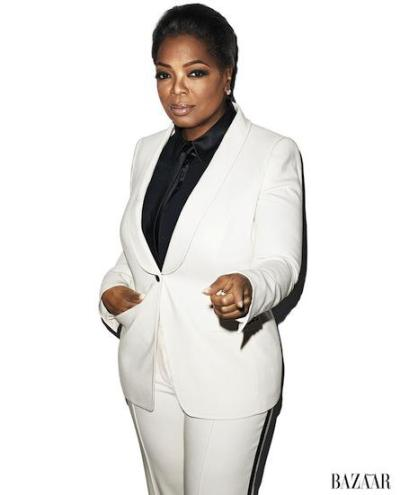"Oprah Winfreyfor Harper's Bazaar [Nov 2012], Photographed by Terry Richardson. In an excerpt from the article Oprah discusses her feelings about leaving her talk show for her new network, OWN: ""When you have reached the peak of a mountaintop, which is where I was with the Oprah show, you have absolutely no worries. I'd been in the right space at the right time, and I'd done that in the best way possible for 25 years. But you have two choices: You can come down from the mountain and spend the rest of your days thinking it was so beautiful there, or you can create a vision, look upward, see the next mountain, and start the climb all over again."" see more here…"