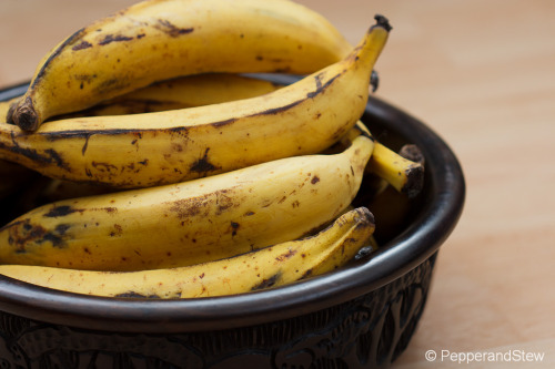 African Cooking 101 - Plantain!