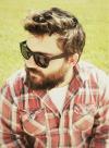 Fuzzybearhug beardsftw cwheelr portrait @bearsofglory