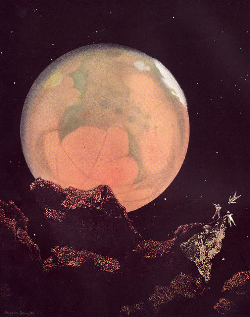spaceofficer:  mars from deimos by smallritual on Flickr.