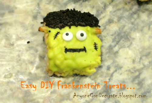 See more DIY treat photos HERE
