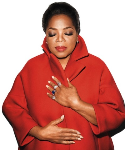 "Feed Your Eyes: Oprah Winfrey looks gorgeous in Harper's Bazaar US November 2012 issue. Photography by Terry Richardson Scroll down for more pics of the Queen of TV/Philanthropist and read why she choose to retire from the Oprah Show and how she has to work hard to live up to her 'famous motto's'…                 ""When you have reached the peak of a mountaintop, which is where I was with the Oprah show, you have absolutely no worries. I'd been in the right space at the right time, and I'd done that in the best way possible for 25 years. But you have two choices: You can come down from the mountain and spend the rest of your days thinking it was so beautiful there, or you can create a vision, look upward, see the next mountain, and start the climb all over again."" - Oprah                 ""Live your best life. I'm a work in progress when it comes to practicing my most famous motto. Like this morning, I had the intention to meditate for 20 minutes, but I really only made it about 12. And then I said, 'Okay, don't beat yourself up; you did the 12.' I had the intention to work out for an hour, but I only did a half. And even with that I was still a half hour later getting here, so…"" - Oprah"
