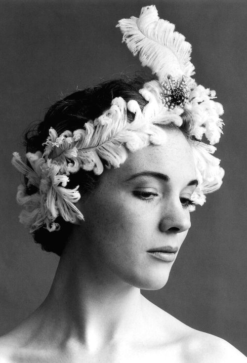 terrysmalloy:  Julie Andrews photographed by Cecil Beaton, 1959.
