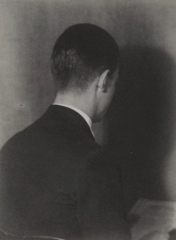 etund:  William Russell Bogert, Jr., 1922, by Man Ray
