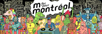Montreal, we're coming up November 16 for the M for Montreal Festival with Memoryhouse and Suuns. BE THERE!
