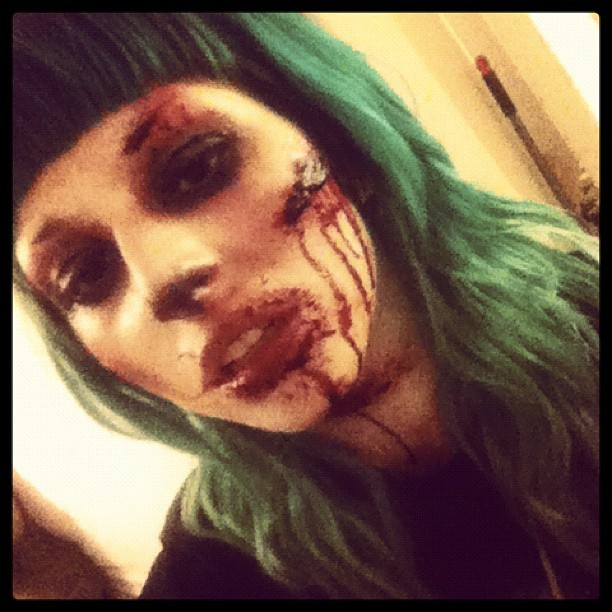 zombieeeee (Taken with Instagram)