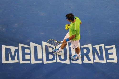Awesome Rafa shot