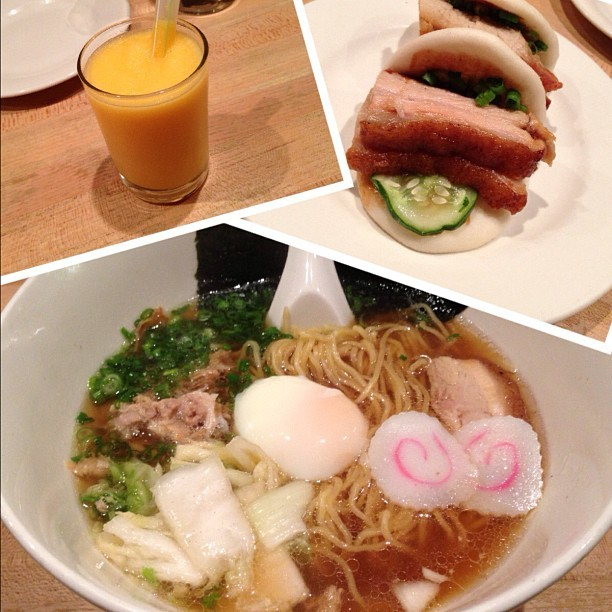 It took four years in NYC for me to go to Momofuku. Why? I'm an idiot, clearly.