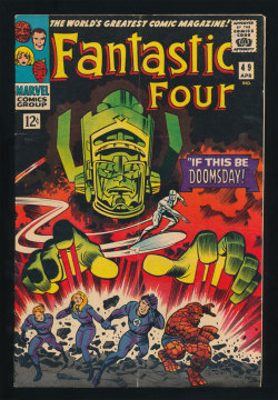 Fantastic Four #49(Apr. 1966)