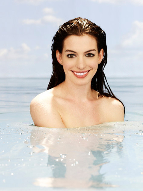 peace-and-awe:  anne-hathaway-is:  dainty  beautiful