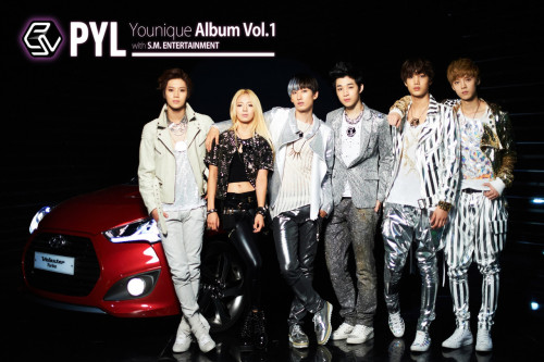 [OFFICIAL] S.M. Artists for PYL Photoshoot