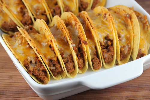 dontkillthedream:  Baked Tacos(via Blog Chef)