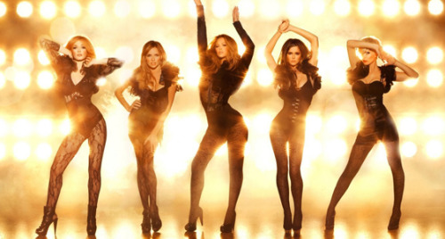 Girls Aloud's new comeback single has leaked. Allegedly called 'Something New', the track was set to premiere Friday with it's accompanying music video. (The girls released a teaser for both this track and the video yesterday). Listen:  Weeping and crying. Perfect reunion single. The video is going to be so fierce that I just caught the vapors thinking about it.  Still counting down the minutes 'til Friday.