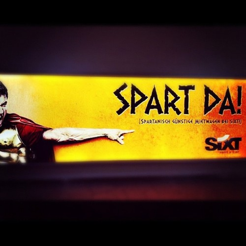 The company I work for #sixt #balling #sparta  (Taken with Instagram)