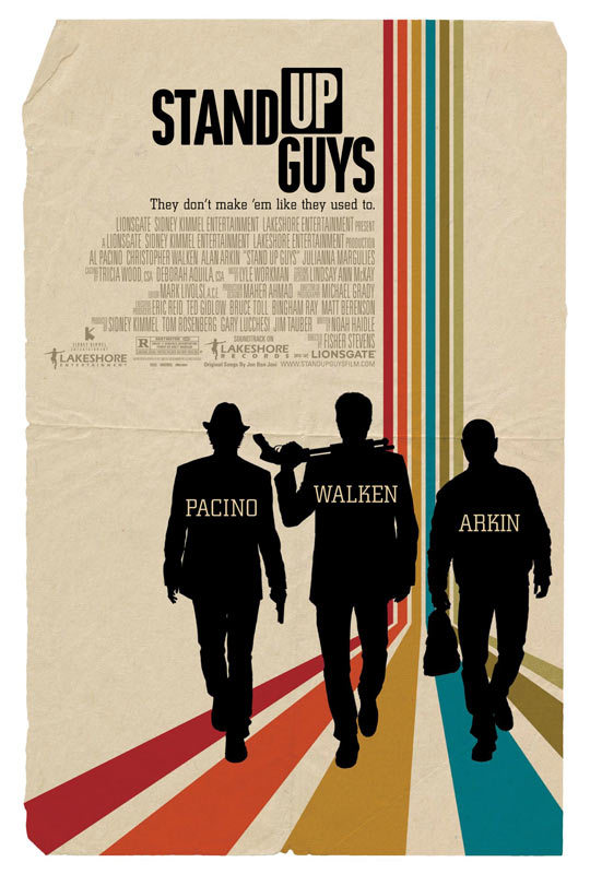 Fun poster for this Pacino/Walken/Arkin vehicle.Check out the trailer in glorious quicktime right here.