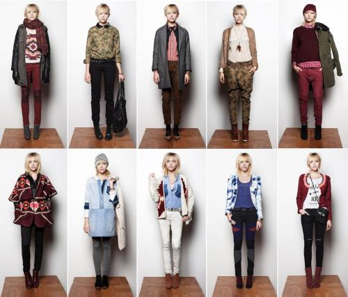 what-do-i-wear:  Maison Scotch Fall 2012