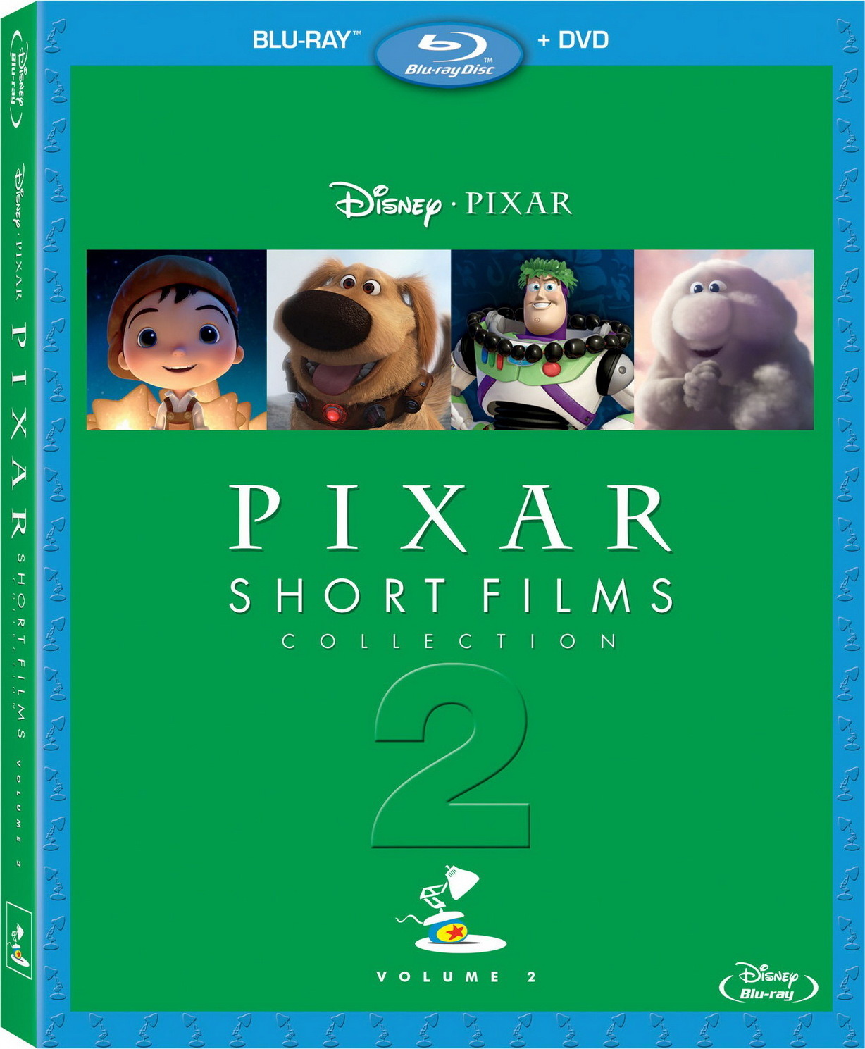 The 2007-2012 Pixar shorts are available November 13th.