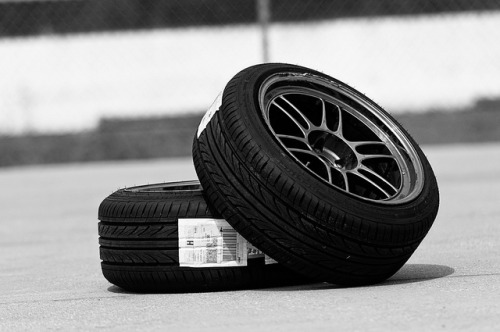 Fresh Rubber on Flickr.