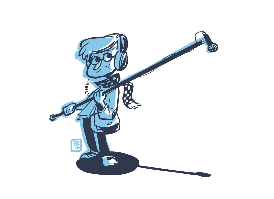 10-14-12: Day 267 i forgot to post this yesterday, its a boom operator i guess