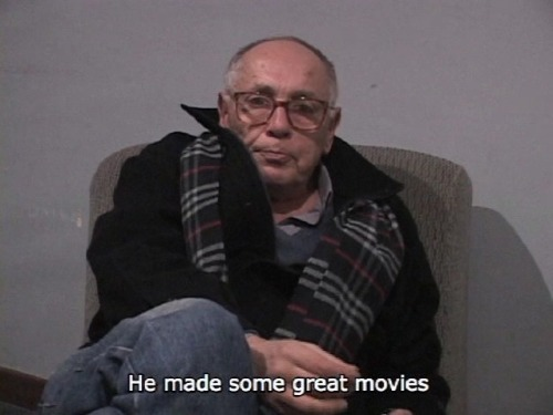 Bruno Mattei talks about Lucio Fulci.