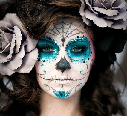 beautyis-skindeeep:  Day of the Dead