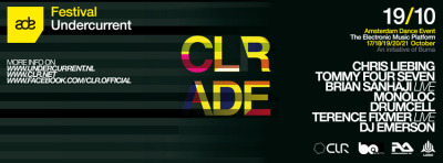 Catch me in ADE on friday for CLR night.