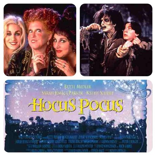 Watching #HocusPocus with Squirt & cleaning up my bedroom.. This is most definitely the I loved most growing up. #Halloween #Autumn #Disney 😄❤🎃🍁🍃🍂👻 (Taken with Instagram at The Batcave.)