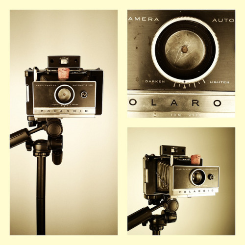 pinholaroid, polaroid pinhole conversion (open) by Jeremy Klapprodt on Flickr.