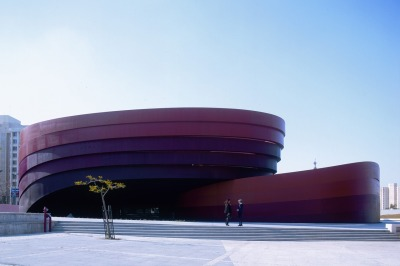 damirdoma:  The Design Museum Holon by the acclaimed architect Ron Arad.Damir Doma is a special guest this week for HoF 11 | Holon Fashion Week | שבוע האופנה חולון in Tel Aviv, Israel. Other guests include the designer RAFAEL CARDENAS, MARCELO BURLON ENTERPRISE,  Carla Sozzani of 10 Corso Como, Garage Magazine and Jean Luc Colonna d'Istria of MERCI Paris.http://www.dmh.org.il/events/event.aspx?pId=129  Great meeting you and hope to see you in Paris!