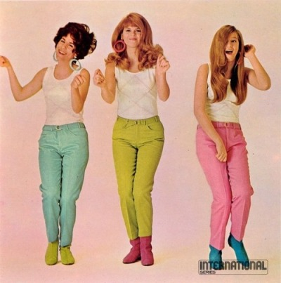 theswinginsixties:  The Shangri-Las