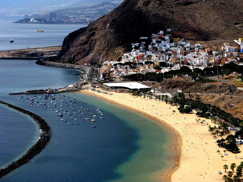 Tenerife, The Canary Islands (by etoma)