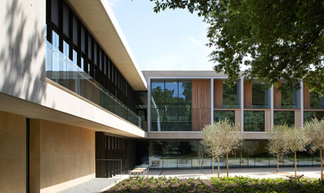Why the Sainsbury Laboratory deserved to win the Stirling prize Most critics hadn't even seen Stanton Williams' £82m botanical temple when it beat the favourites to win architecture's top prize. Oliver Wainwright explains why the judges got it right, here: http://www.guardian.co.uk/artanddesign/2012/oct/15/sainsbury-laboratory-deserved-stirling-prize