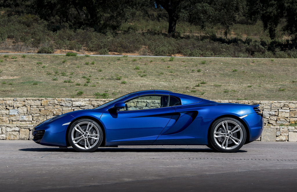 2013 McLaren 12C Spider (by upcomingvehiclesx)