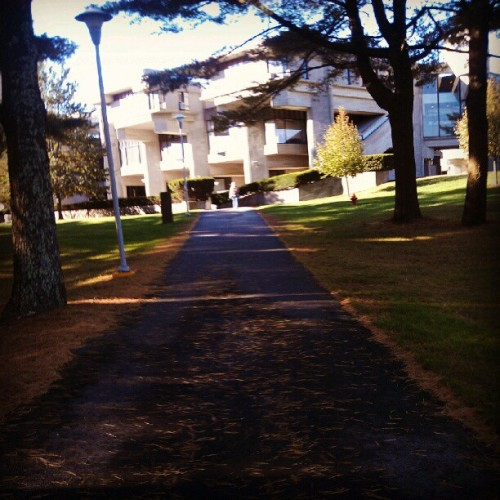 #blah #school #umd #umassd  (Taken with Instagram)