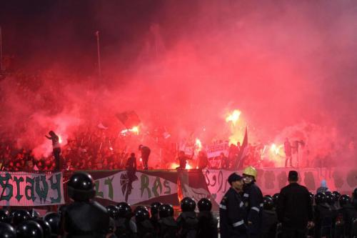 Last year, over 70 football fans in Egypt died during stadium riots at a rivalry match between Al Ahly and Zamalek. The riots caused the season in play to be suspended indefinitely.  Whether any individuals were held responsible for the tragedy in Port Said remains unclear to most. The fact of the matter is the new club football season is scheduled to start this week and the governing bodies have refused to uplift the suspension. Given Egypt's rich tradition as a footballing nation, it will be very interesting to see what kind of effect no football will have on the general population.