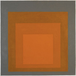 khalifaabubakar:  Recently discovered the work of Joseph Albers and I'm very much a fan. A student and teacher at the Bauhaus before he emigrated to America. His work is said to be inspired by Constructivism and the De Stijl movements.