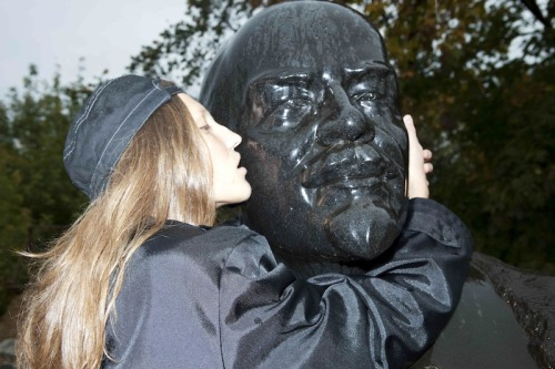 vicemag:  I Wish Lenin Were My Boyfriend