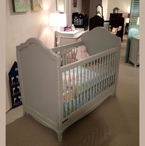 Young America Grace Crib at High Point Market