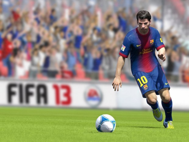 "postarcadenp:  Is FIFA Soccer13 ruining your relationship? According to a new survey, roughly 12% of all break ups in the United Kingdom over the past month were caused by one person in the relationship playing too much digital footie. No, really. Read the full story in Digital Spy.  You know, whenever I read stories like this I can't help but wonder what life was like before video games. Spouse 1: ""I have just one more match to play!"" Spouse 2: ""IF YOU PLAY ONE MORE GAME OF CHESS I'M LEAVING!!!1!"" Spouse 1: ""oooh…eeeeh…..e4 c5!"" Spouse 2: (door slams)"