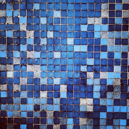 Tiles #latergram #dtla #losangeles  (Taken with Instagram)
