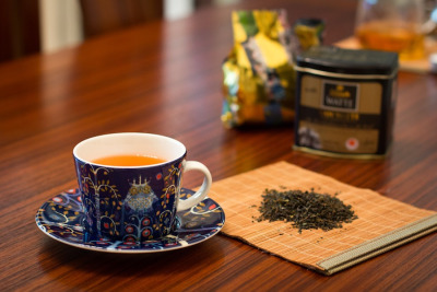 booksleaves:  Black Tea 2012/10/11, Ceylon Tea (by 夏绯)
