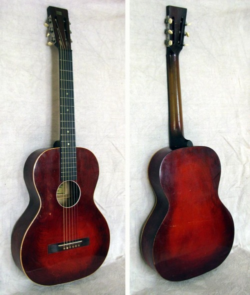 """First Hawaiian Conservatory"" Concert Guitar, circa 1930"
