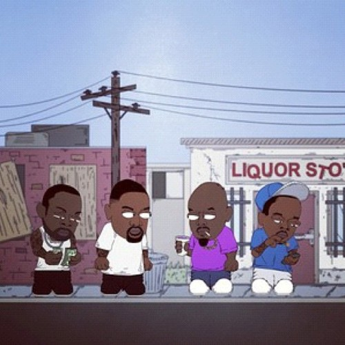 via @traeabn cartoon ep. 3 on youTube. #waG (Taken with Instagram)