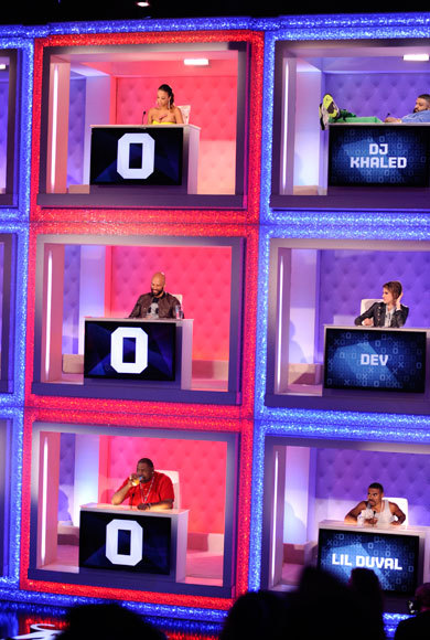 Check out a sneak peak of the new Season of Hip Hop Squares tonight at 11:30 on MTV2 !