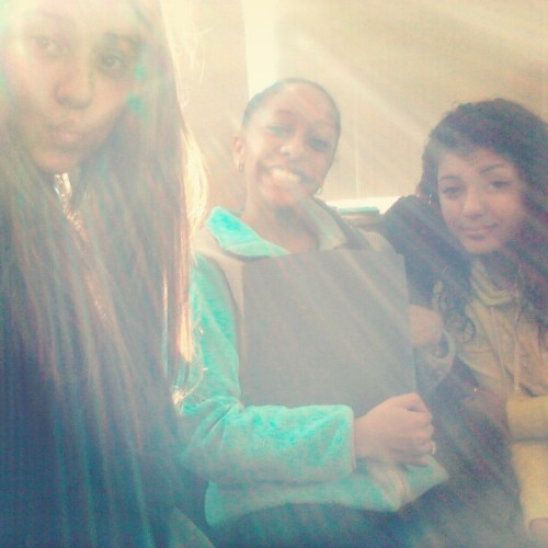 Fran, Daisy nd me x3 @lovelydaisyxo (Taken with Instagram)