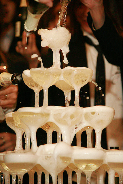 vicedistrict:  Celebrate #Friday. #champagne