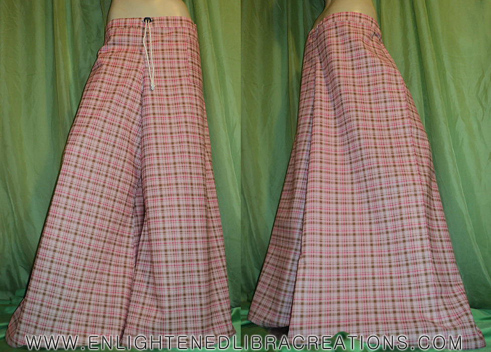 Hells Yeah! Pink Plaid Phatts for ONLY $32 !!http://www.enlightenedlibracreations.com/Store/pink-plaid-phat-rave-pants/prod_331.html