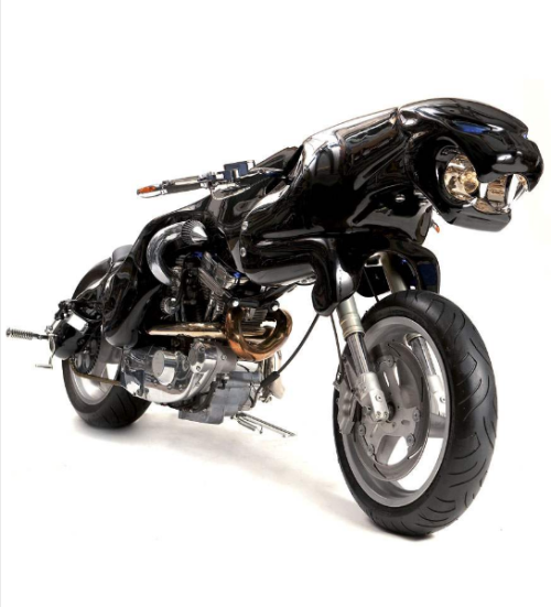 Jaguar M-Cycle